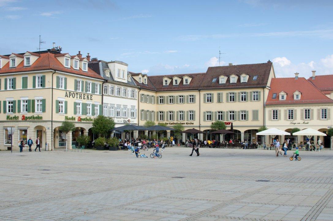 Vereinsausflug nach Ludwigsburg