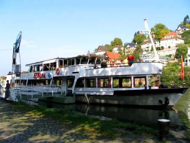 Unser Neckarschiff 'Europa'